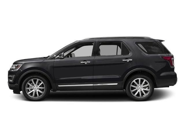 Black Ford Explorer >> 2017 Ford Explorer Limited In Augusta Ga Ford Explorer Gerald