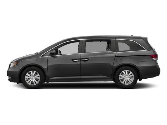 2017 Honda Odyssey >> 2017 Honda Odyssey Ex L In Augusta Ga Honda Odyssey Gerald