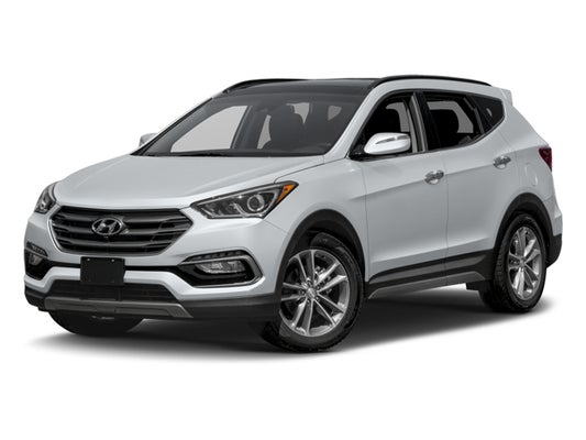 Santa Fe Ford >> 2017 Hyundai Santa Fe Sport 2 0t Ultimate