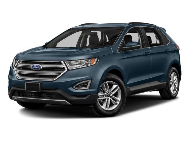 2018 Ford Edge Se Fwd In Augusta Ga Gerald Jones