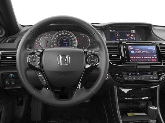 2016 Honda Accord Coupe Touring In Augusta Ga Honda