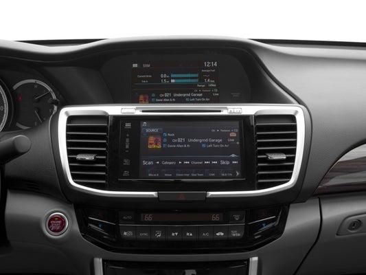 2017 Honda Accord Sedan Ex In Augusta Ga Gerald Jones Ford