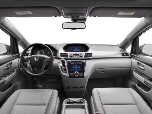 2017 Honda Odyssey Configurations >> 2017 Honda Odyssey Ex L In Augusta Ga Honda Odyssey Gerald