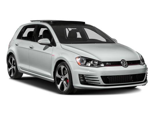 2017 Volkswagen Golf Gti S In Augusta Ga Gerald Jones Ford