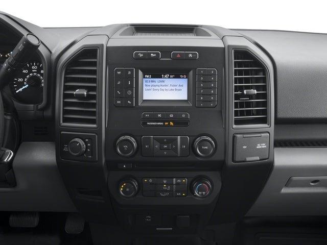 2018 Ford F150 Xlt In Augusta Ga Gerald Jones Fordrhgeraldjonesford: Ford F 150 Radio Console At Gmaili.net
