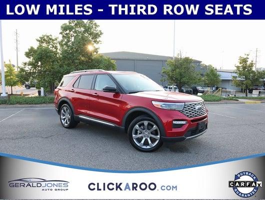 Car Dealerships In Augusta Ga >> 2020 Ford Explorer Platinum